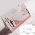 Undangan Pernikahan Softcover Simpel Elegan